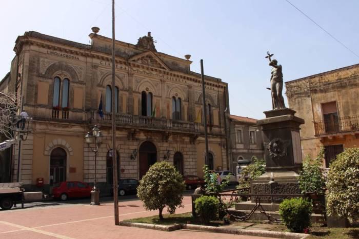 Leggere le trame urbane | Linguaglossa(Catania)