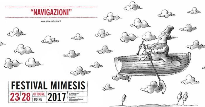 "Fragile Umanità | Festival Mimesis 2017 ""Navigazioni"""