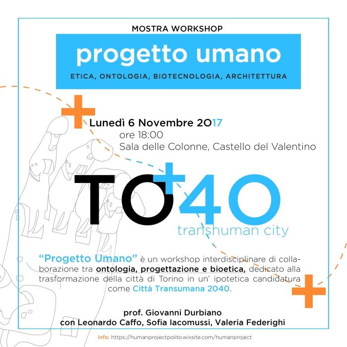 To+40 | La primamostra